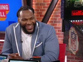 Watch: Ty Nsekhe shares his unconventional journey to the NFL