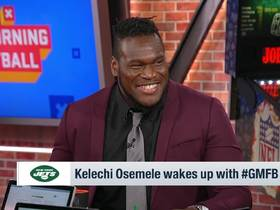 Watch: Kelechi Osemele on facing Raiders in '19: 'I'm stopping everybody that comes my way'