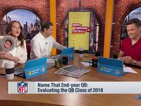 Watch: Which second-year QB has the most to prove in 2019?
