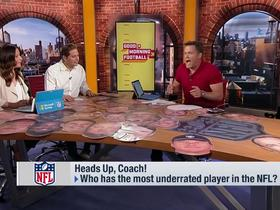 Watch: Kyle Brandt: Falcons 'are going to the NFC title game ... book it'