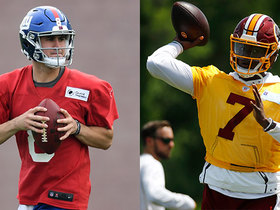 Watch: Which team has a better QB room for 2019: Giants or Redskins?