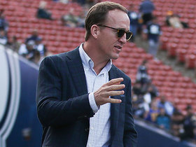 Watch: Reggie Wayne: Peyton Manning will 'absolutely not' become GM in NFL