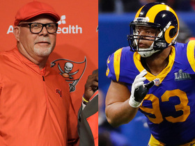Watch: Burleson: Arians, Winston, Suh could get Bucs to Super Bowl LIV