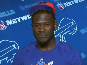 Watch: Tre'Davious White: 'It's time to take my game to the next level'