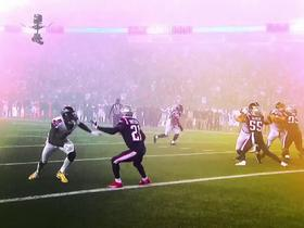 Watch: Nate Burleson breaks down his top 5 WRs with the best hands
