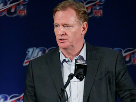 Watch: Goodell announces host cities for 2021, 2023 NFL drafts