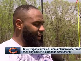 Watch: Akiem Hicks explains what it's like to have a new DC