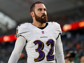 Watch: Weddle says he won't share Ravens' secrets with Rams