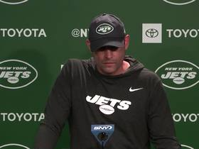 Watch: Adam Gase on Le'Veon Bell: 'I'm excited we have him'