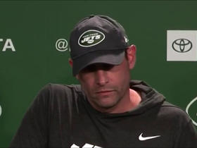 Watch: Gase shuts down rumored rift with Maccagnan: 'That's false'