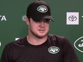 Watch: Sam Darnold on new offense: I'm getting 'more and more' comfortable everyday