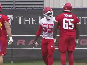 Watch: First look at Tyrann Mathieu, Frank Clark at Chiefs OTAs