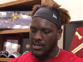 Watch: Frank Clark emphasizes need for Chiefs' defense to establish new identity