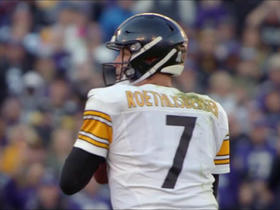 Watch: Roethlisberger: It's about the guys in our locker room here to win a championship