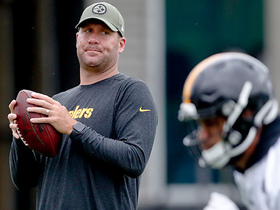 Watch: Big Ben on personnel changes: 'It's about the guys in our locker room' now