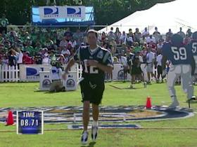 Watch: Best of 2002 QB Challenge