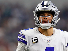 Watch: Michael Irvin: If Cowboys don't pay Dak Prescott, 'it's over'
