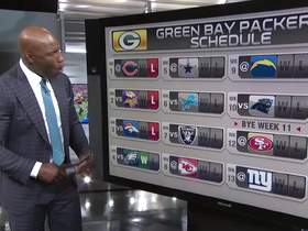 Watch: Packers' 2019 record prediction: T.D. goes through all 16 games