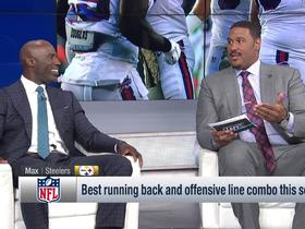 Watch: Which team has best RB-OL combo entering 2019?