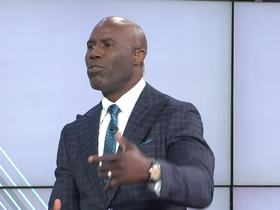 Watch: Terrell Davis: Daniel Jones will eventually benefit from getting booed at Yankee Stadium