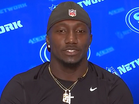 Watch: Deebo Samuel shares his first impressions of Jimmy G