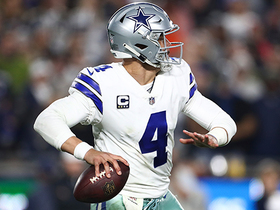 Watch: Carr breaks down how Dak can fine-tune his game heading into Year 4