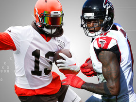 Watch: Pay vs. play: Which WRs are worthy of their deals?