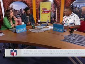 Watch: MJD explains why Julius Peppers is his favorite pass rusher of all time