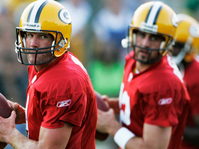 Watch: Reacting to Favre's comments on Rodgers and LaFleur's rapport