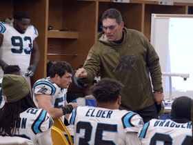 Watch: Watch the first trailer for Panthers' season of 'All or Nothing'