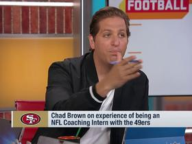 Watch: Chad Brown explains why Nick Bosa's unique talent helps the 49ers