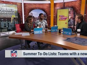 Watch: Nate Burleson's to-do list for Redskins in 2019