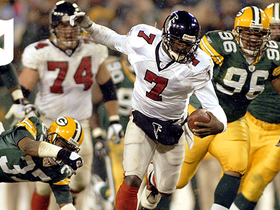 Watch: NFL Throwback: Michael Vick's top 25 plays