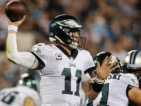 Watch: David Carr highlights the key for Carson Wentz to return to 2017 form