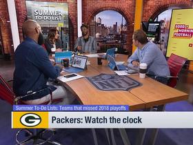 Watch: Kay Adams' to-do list for Packers in 2019