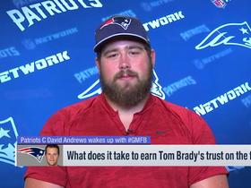 Watch: David Andrews reveals how the Pats stay motivated to win