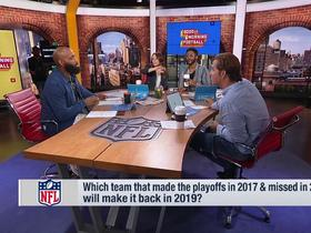 Watch: DeAngelo Hall breaks down why the Vikings will make it to playoffs in 2019