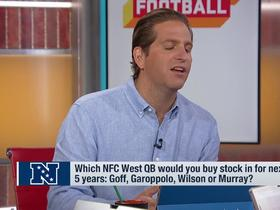 Watch: Schrager: I would take Jared Goff over any other NFC West QB