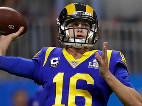 Watch: Schrager: Goff will be better than Wilson over next five years