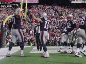 Watch: Edelman explains what he'll miss about Gronk in '19