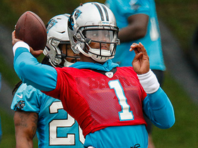 Watch: Flowers: Cam's new throwing motion will 'throw him off'