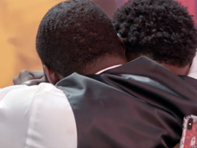 Watch: 'All or Nothing': Brian Burns gets emotional after getting draft call from Ron Rivera