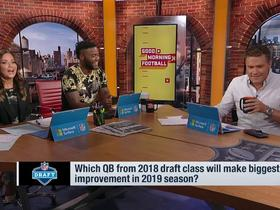 Watch: Which second-year quarterback will make the biggest improvement in 2019?