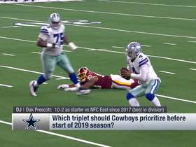 Watch: Jeremiah's roadmap for Cowboys' future contracts