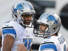 Watch: Former Lions teammate supports Tate's take on Stafford