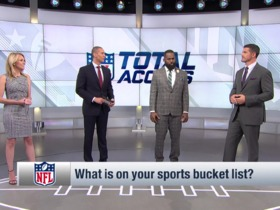 Watch: What is on your sports bucket list?
