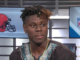 Watch: Njoku reveals question he keeps hearing as Browns enter camp