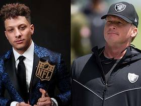 Watch: What happens first: Mahomes wins MVP No. 2 or Raiders move to Vegas?