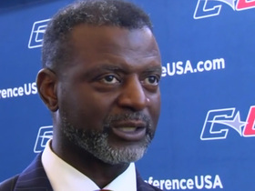 Watch: Conference USA commissioner Merton Hanks discusses partnering with NFL Network