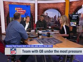Watch: The 'GMFB' crew picks who they want to have mic'd up in 2019